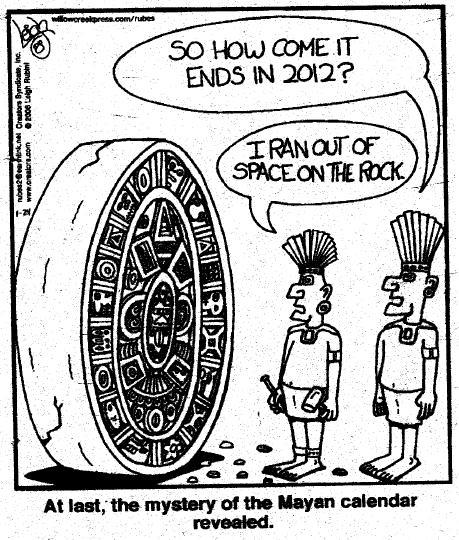 The Mayan Truth