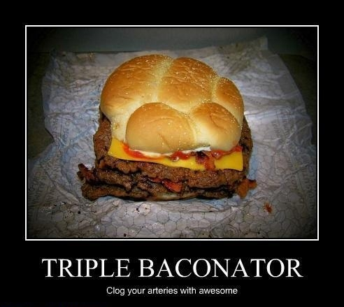 Triple Baconator