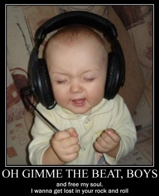 Gimme the Beat!