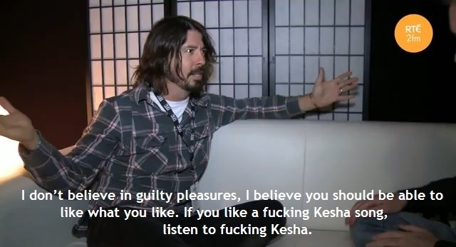 Epic Dave Grohl is epic