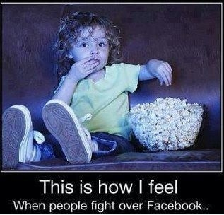 Pure entertainment!