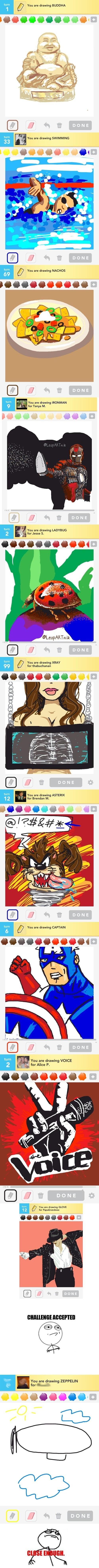 Draw Something