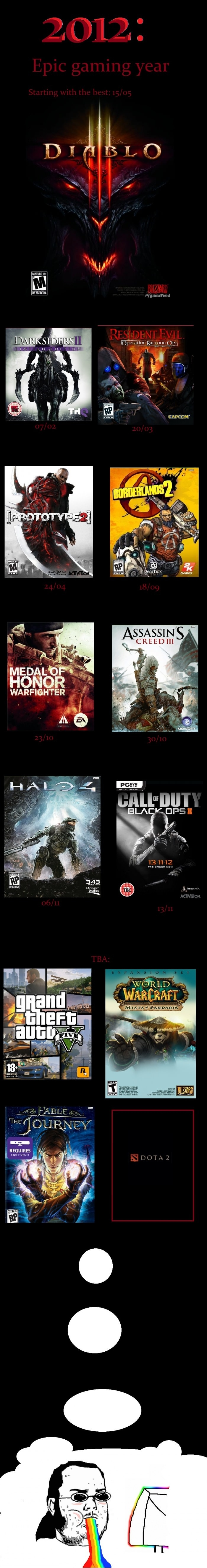 Epic 2012 Games