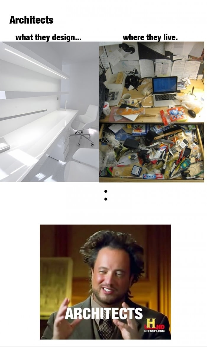 Just architects
