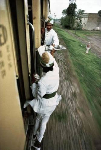 Train Waiters