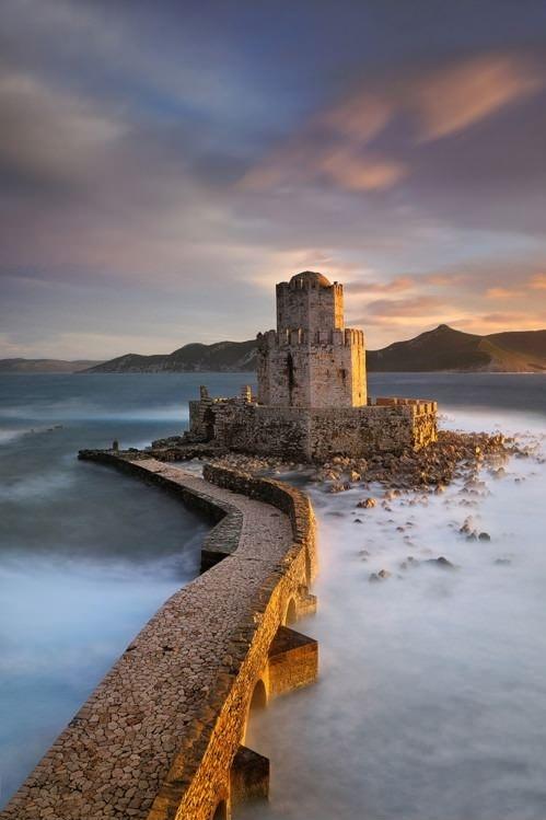 Methoni, Greece