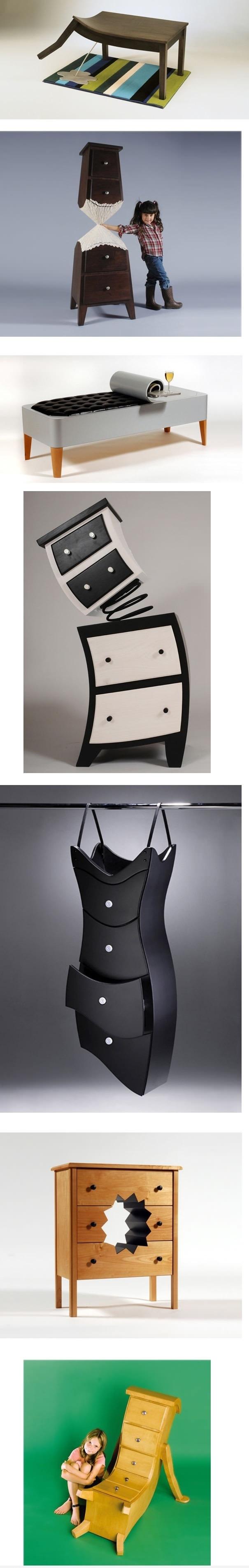 Weird & Wacky Furniture