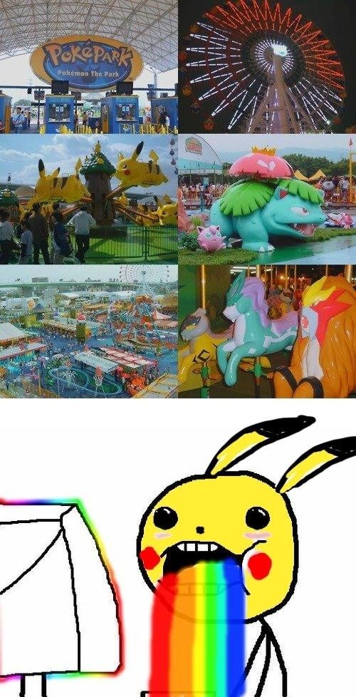 Pokemon Park!