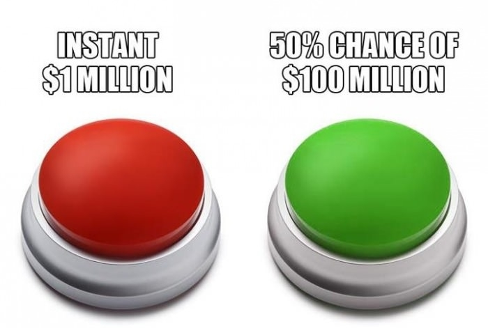Which would you press?