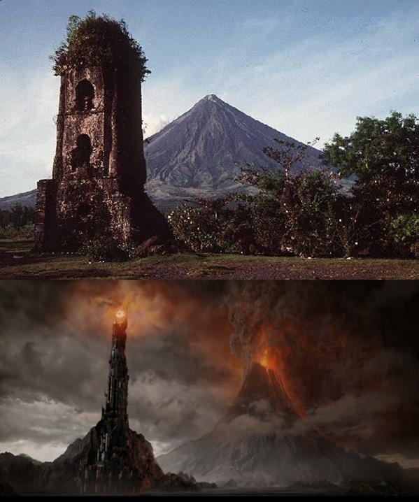 Just Mt. Mayon, oh wait!