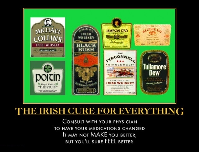 The Irish Cure