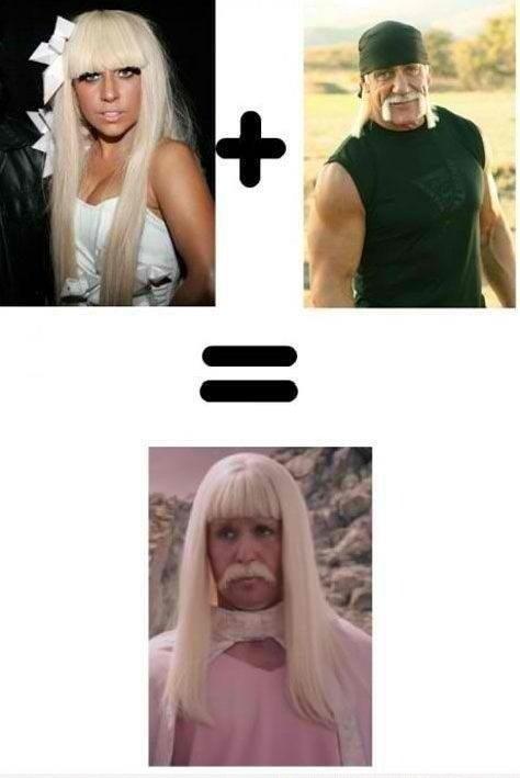 Gaga & Hogan