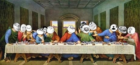 The Lolst Supper