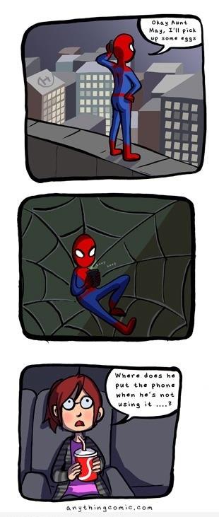 Spider Secrets