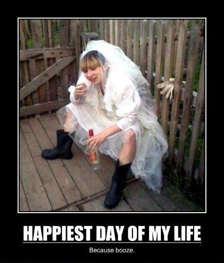 Wedding Redneck Style