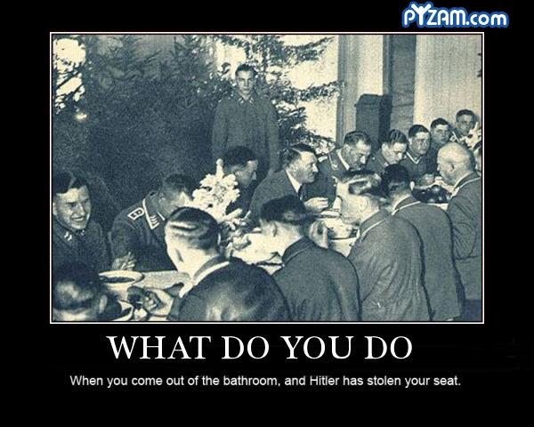 Hitler stole it