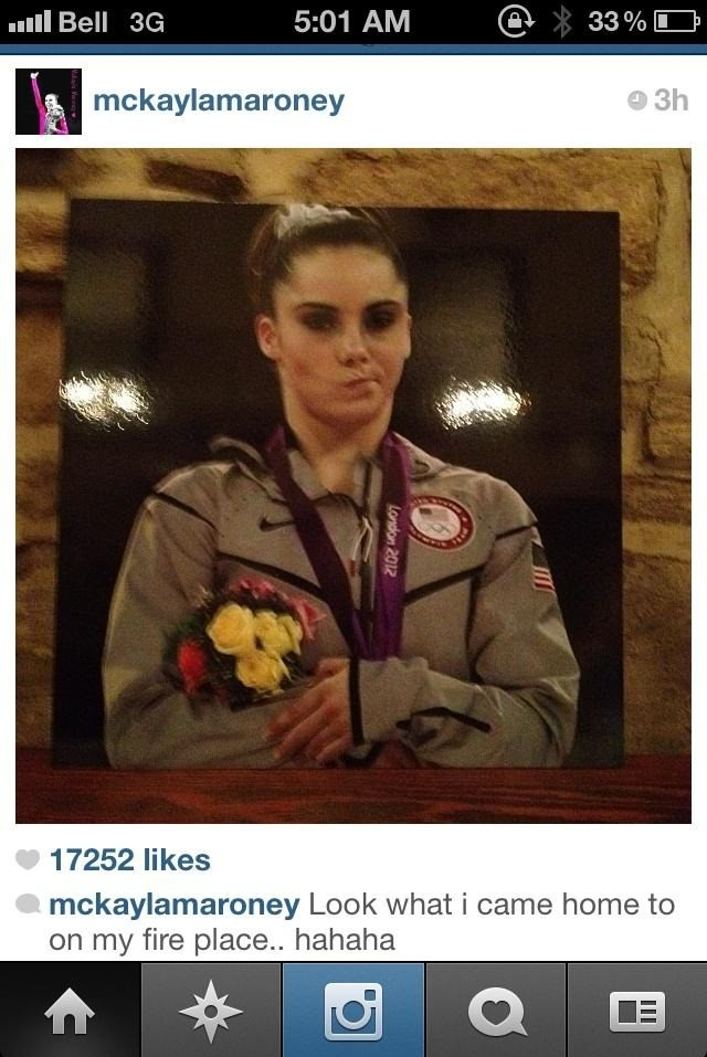 McKayla's family are trolls