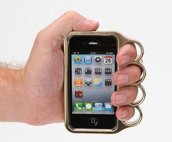 Brass Knuckle Case