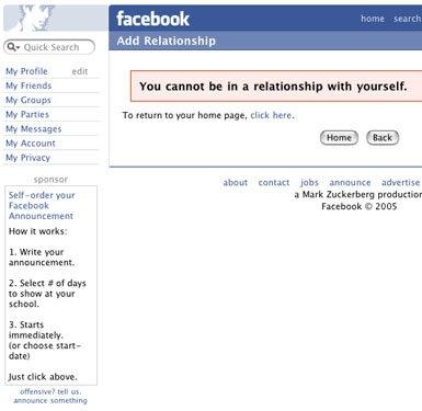 Goddamnit Facebook!