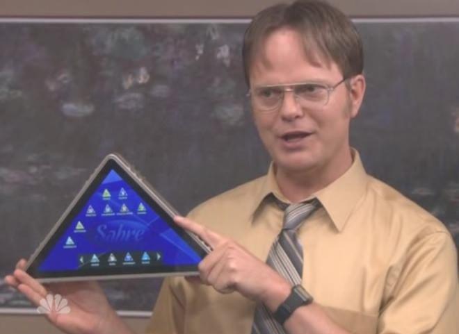 Samsung's new design