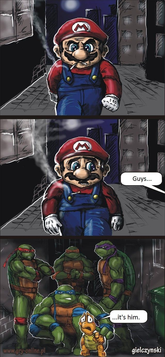 Mario, meet Koopa's friends
