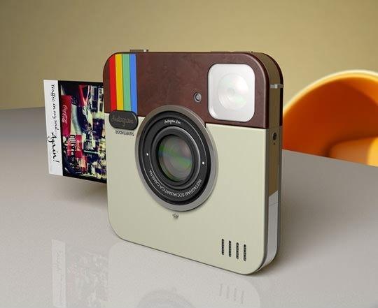 The Instagram Camera