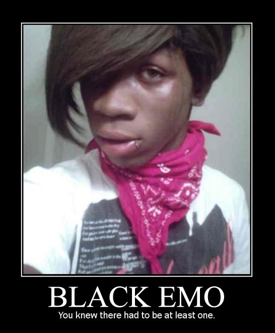 Black Emo 29