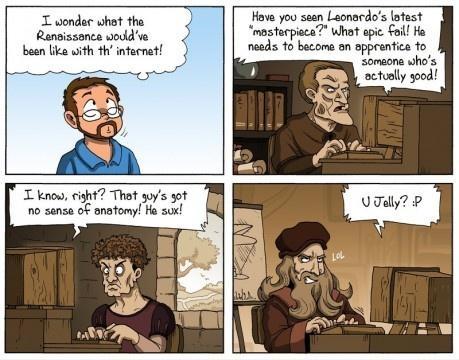Renaissance Trolling