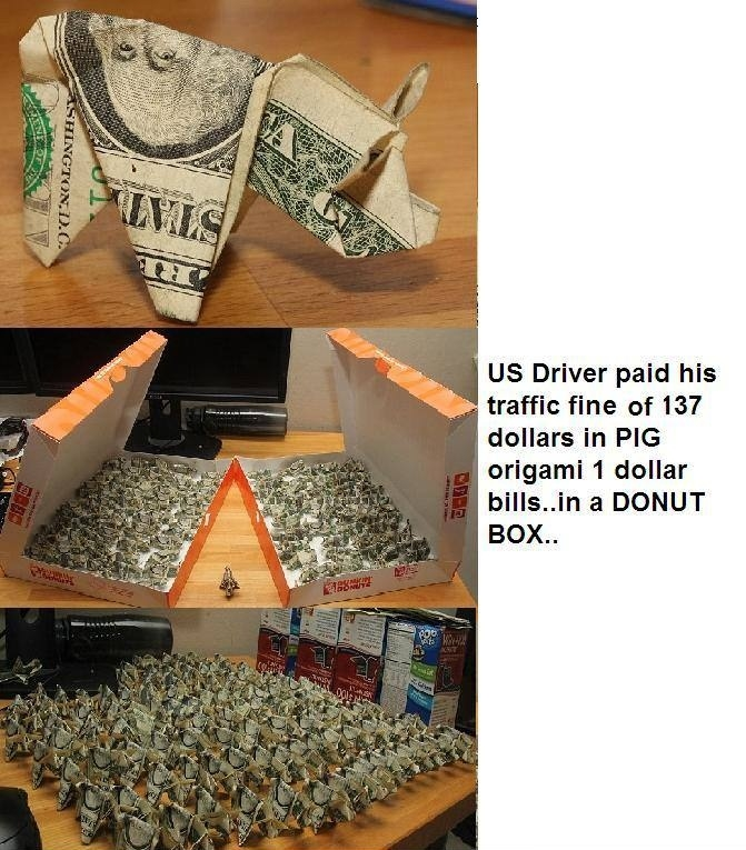 How to pay traffic fine