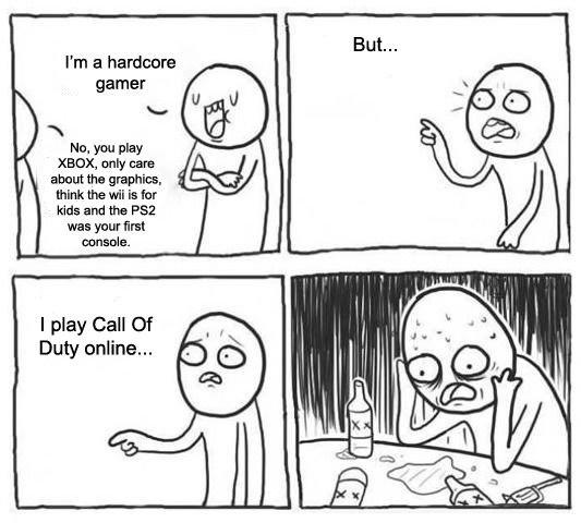 Every 'gamer'