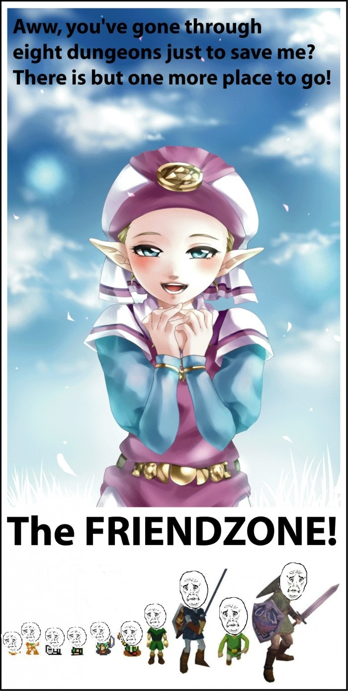 Scumbag Zelda