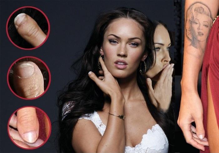 Megan Fox is s3xy but.,