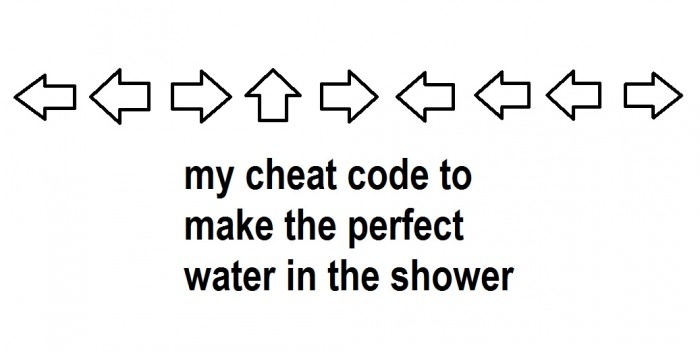 Real life cheat code