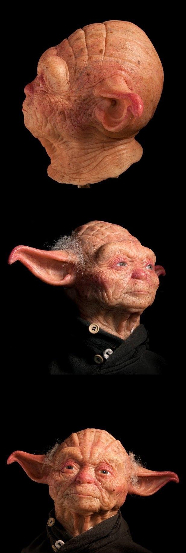 Real Life Yoda