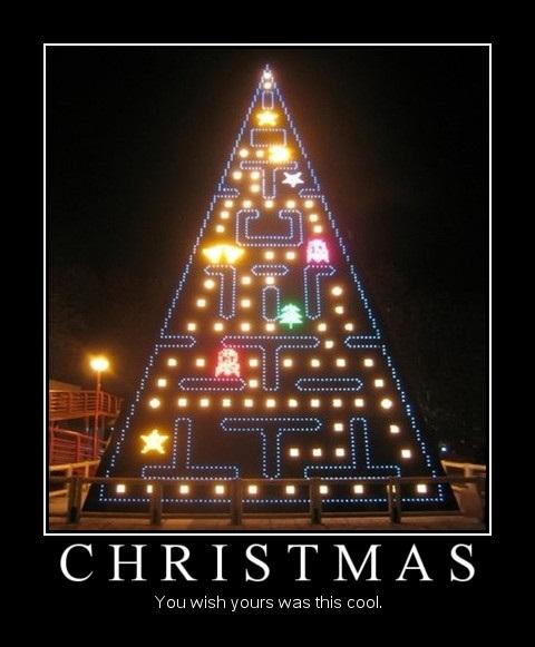 Tetris Xmas Tree