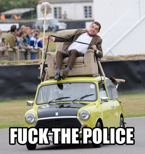 Dont Mess with Mr. Bean