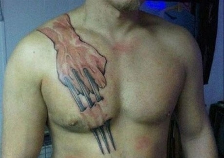 That Looks Painful!