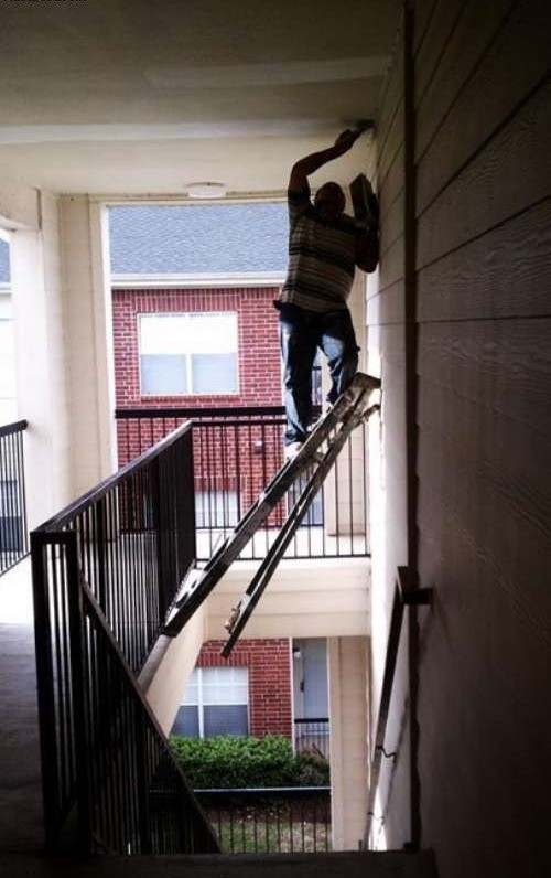 Safety First....