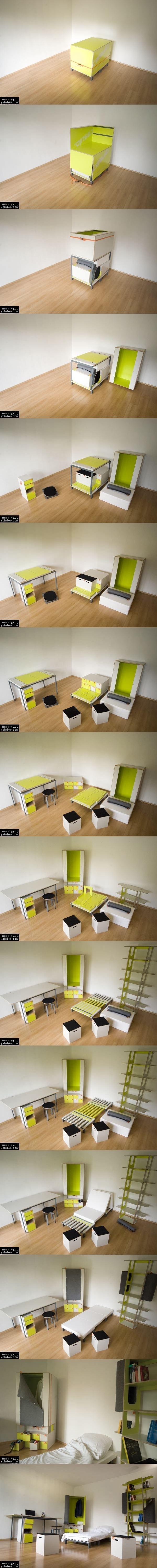 A Small Yellow Box