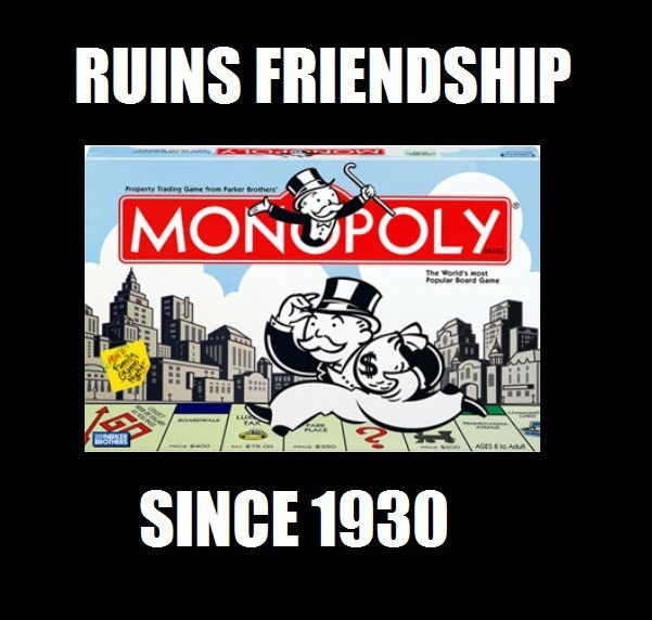 Oh, Monopoly