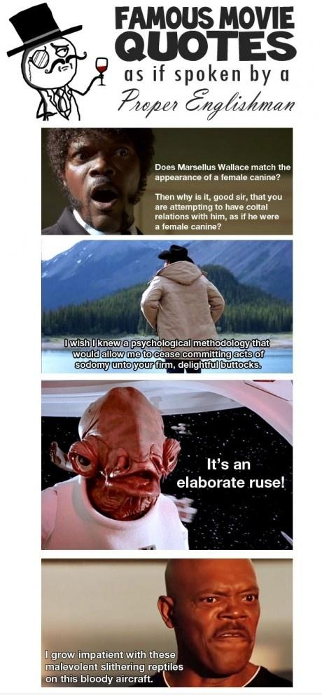 Famous Movie Quotes