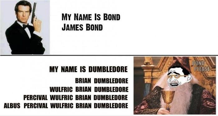 Bond please