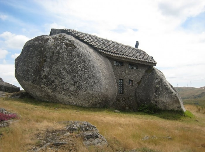 Stone House in Portugal