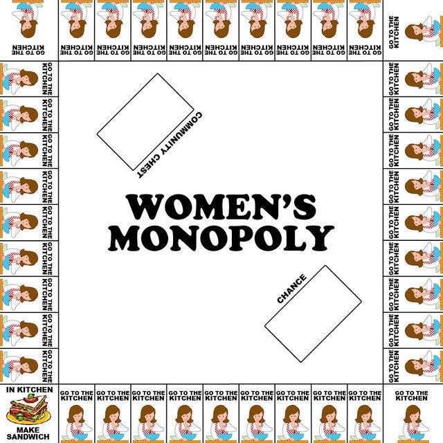 Womens Monopoly