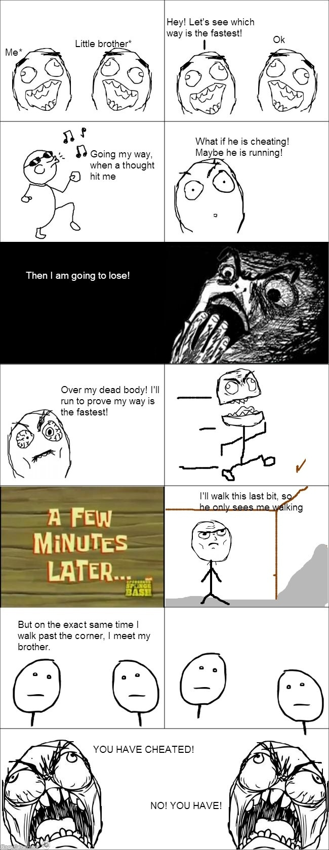 Admit it! You did it too!