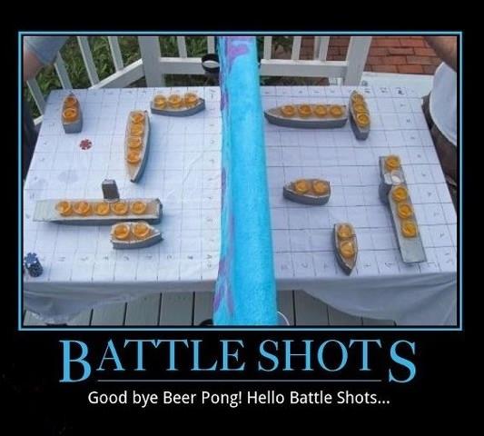 R.I.P. Beer Pong