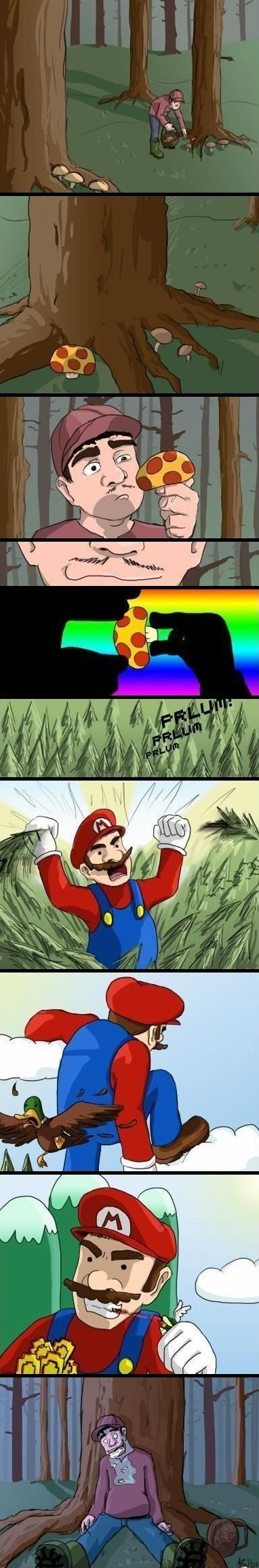 The truth behind Mario
