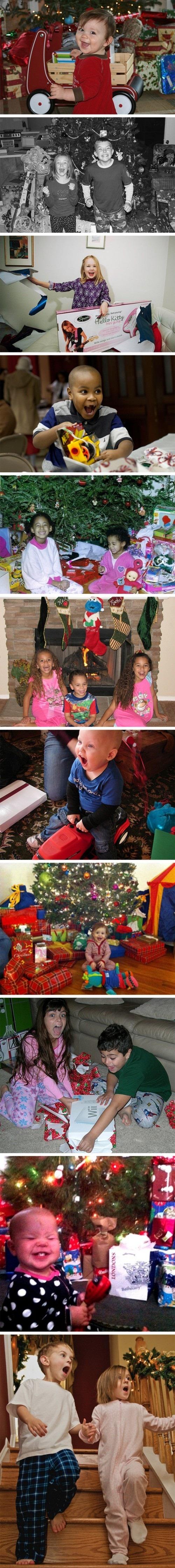 Santa got it really right
