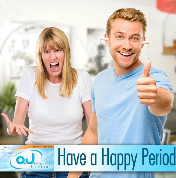 Have a happy period!