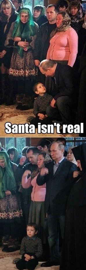 Putin is an a**hole